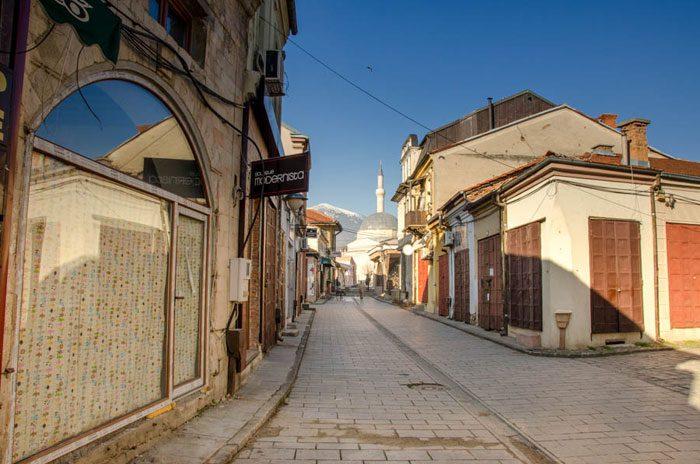 Bitola old bazaar 02