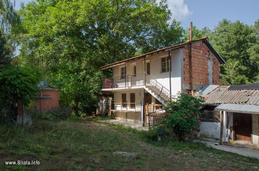 Monastery St. Archangel and St. Spas (Holy Salvation) - village Bukovo