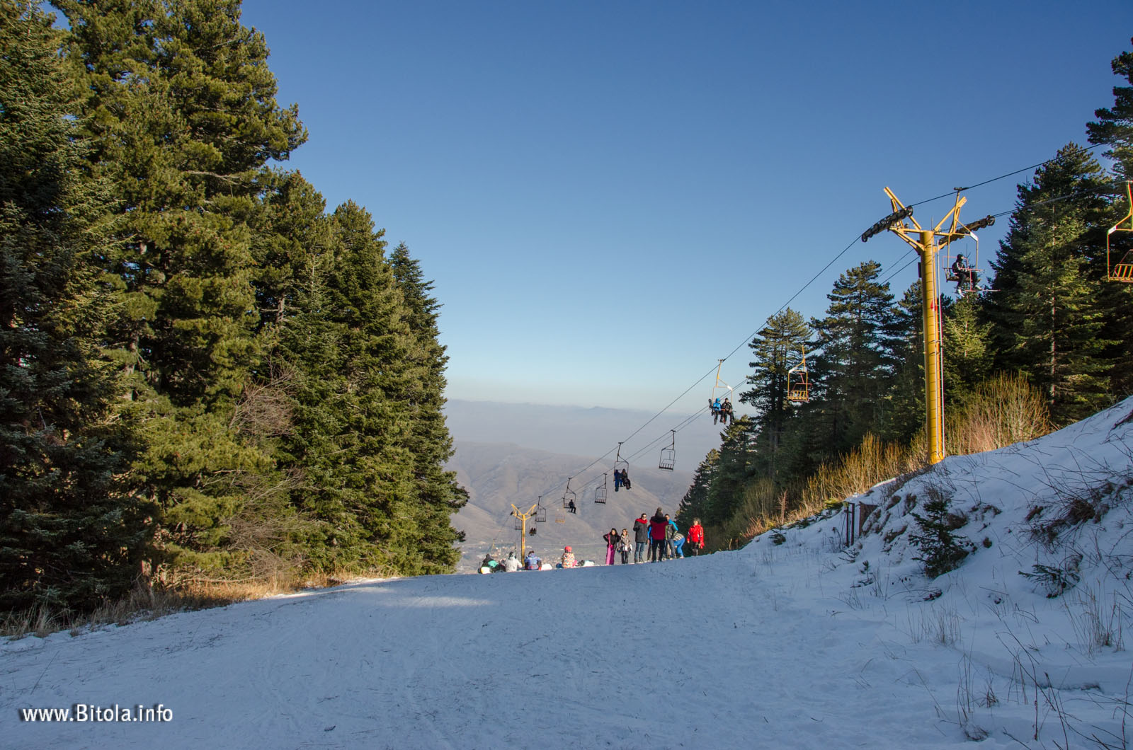 Kopanki Ski center - Pelister, Macedonia